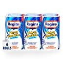 Regina Thirst Pockets Kitchen Towels, Large, Pack of 6