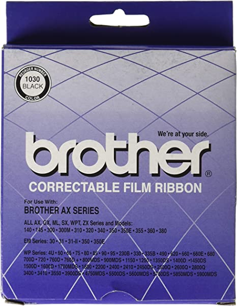 1x Ink Ribbon Compatible Brother P-Touch 1000 1010 1080 1090 1230 PC1250 1280 TTP