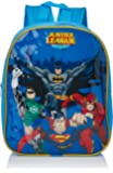 DC 9825029HV 33 cm Justice League Batman/Superman/Green Lantern and Flash Childrens Backpack