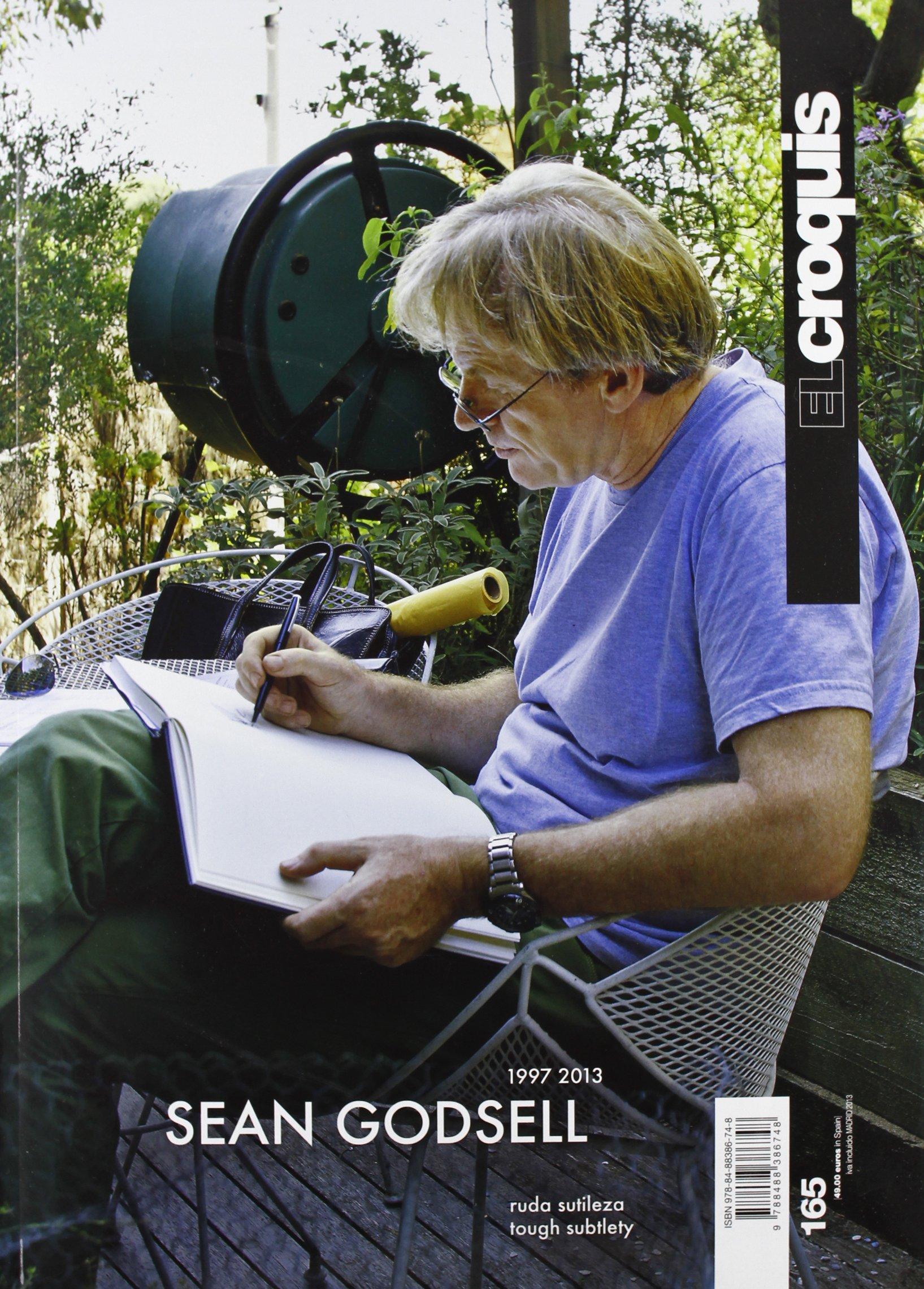 Sean Gosdell 1997-2013. Ediz. inglese e spagnola: Croquis 165 - Sean Godsell. 1997-2013 (Revista El Croquis) (Inglés) Tapa blanda – 25 ene 2013 Vv.Aa. 8488386745 Pubblicazioni in serie periodici