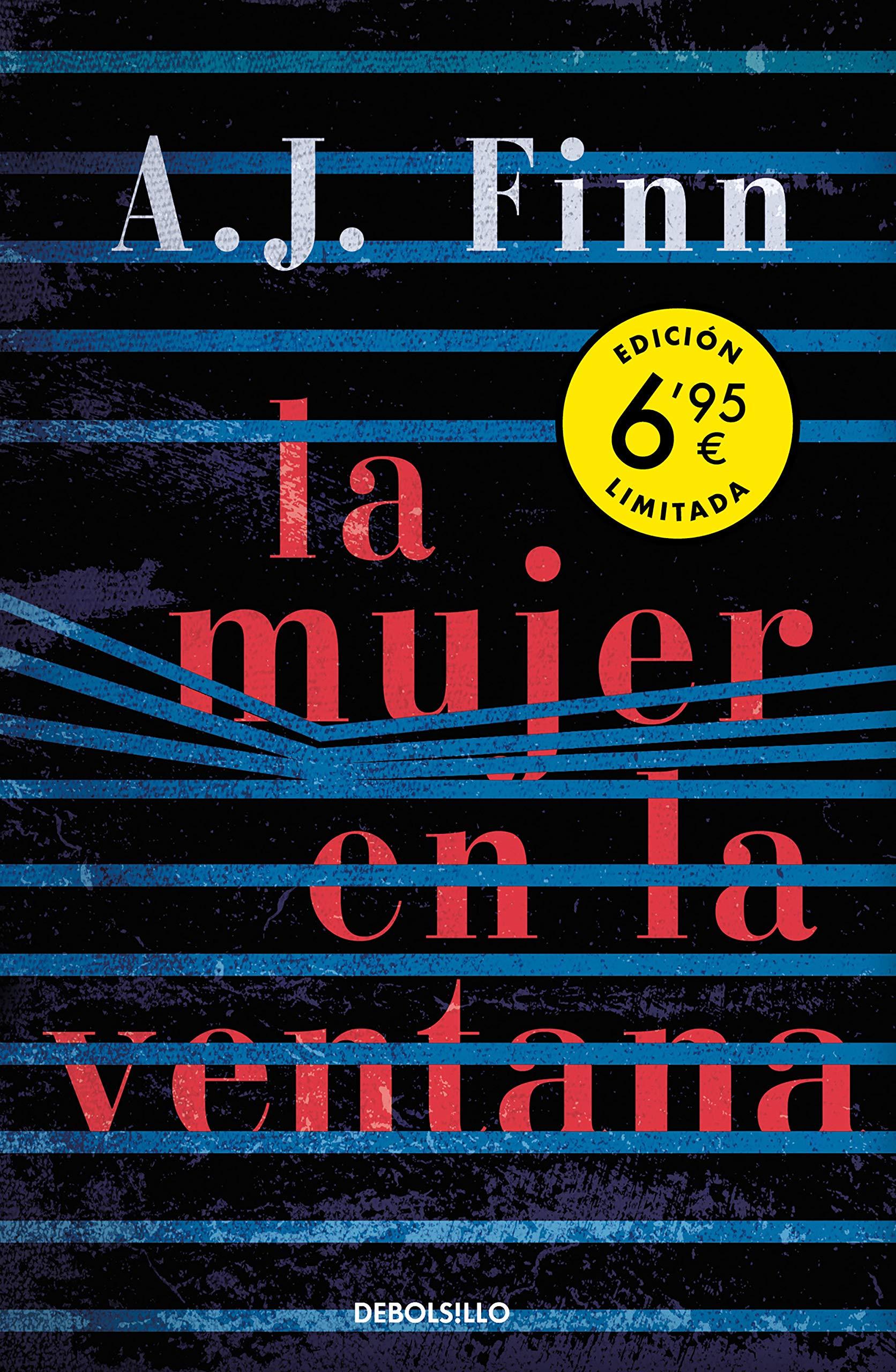 La mujer en la ventana (CAMPAÑAS): Amazon.es: Finn, A.J., Anuvela;: Libros