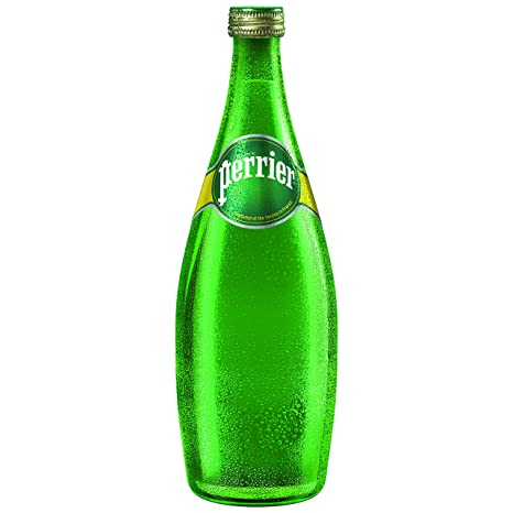 Perrier Agua Mineral Natural con Gas - 0,75 l