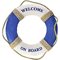 Juvale Life Ring Welcome on Board - Anillo