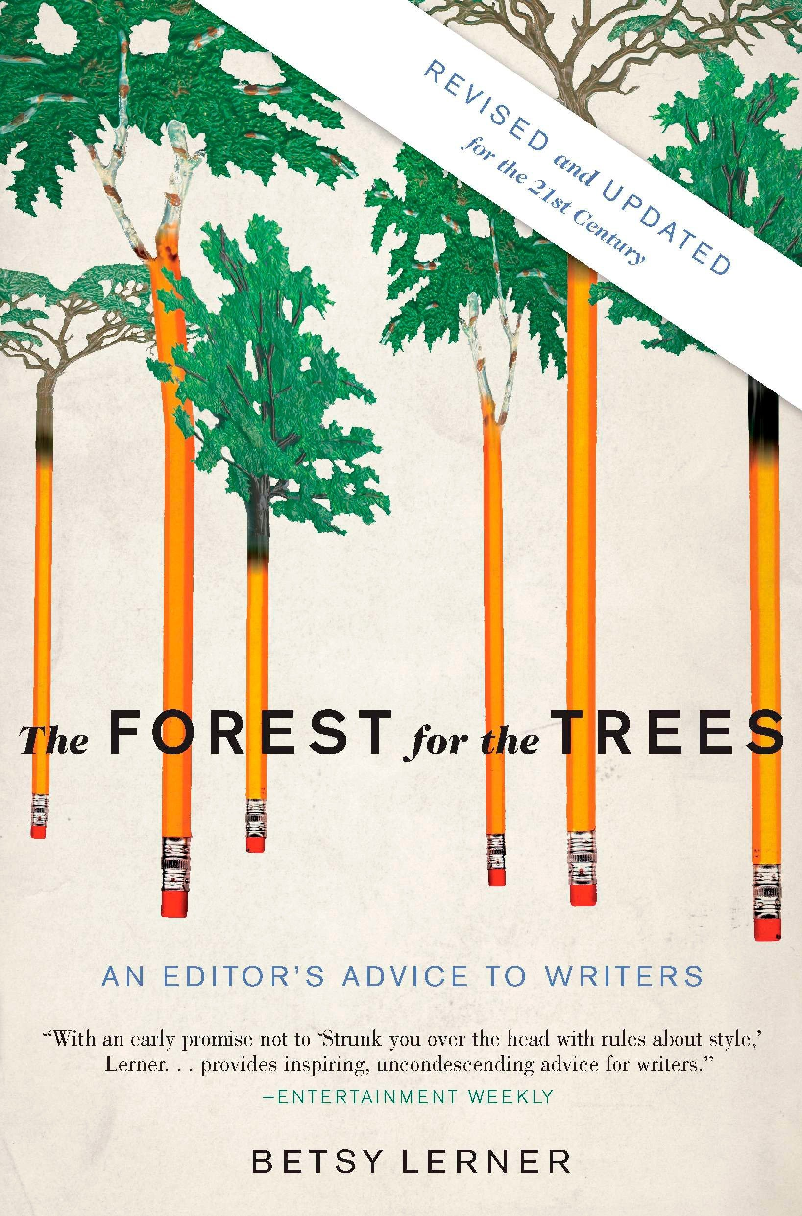 The Forest for the Trees (Revised and Updated): An Editor's Advice to Writers by Riverhead Books