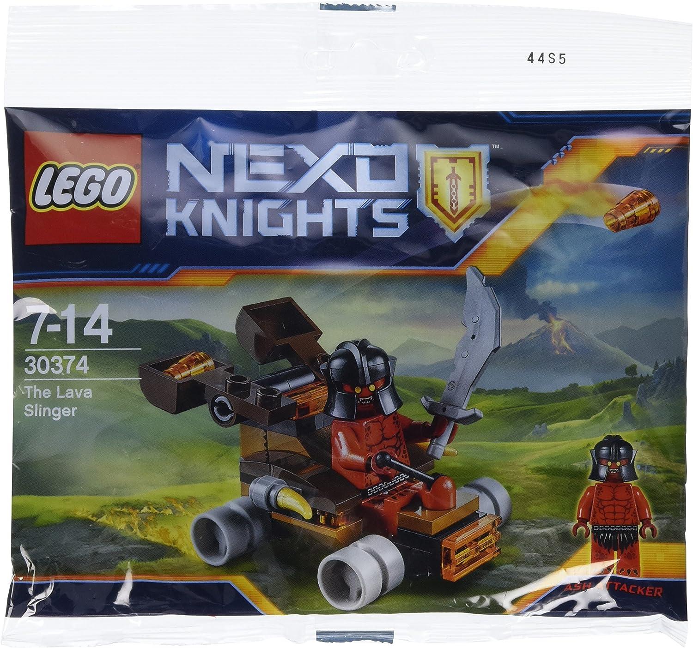 LEGO Nexo Knights: The Lava Slinger 30374