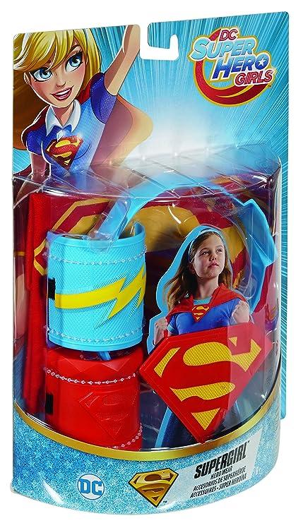 DC Super Hero Girls Super Girl Mission Gear
