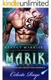 Marik (Revant Warriors) (A Sc-Fi Alien Abduction Romance)
