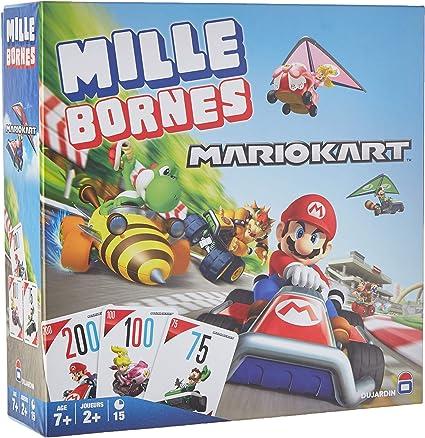 Dujardin Jeux Milles Bornes Mario Kart