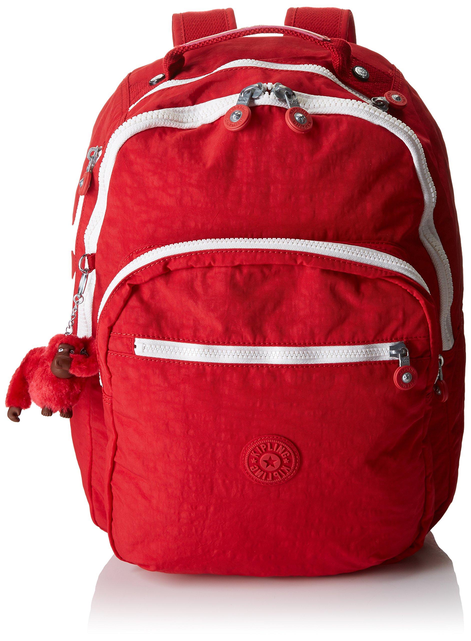 Kipling Seoul Laptop Backpack (Tango White C)