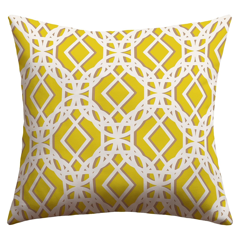 Deny Designs Aimee St Hill Diamonds Outdoor Throw Pillow 16 x 16