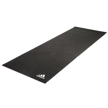 adidas ADYG-10600GRDK Esterilla Yoga, Unisex, Gris Oscuro, 6 ...