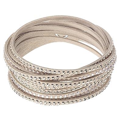 520c8f209ab44 Swarovski Slake Nude Bracelet 5043495