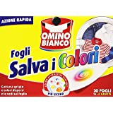 Omino Bianco - Fogli Salva i Colori - 20 fogli