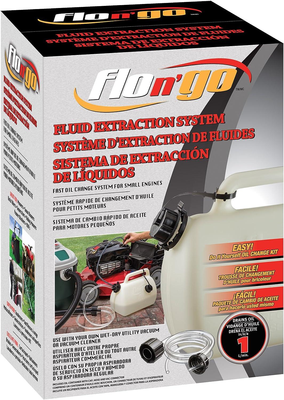 Amazon.com: Flo n go (09644) sistema de extracción ...