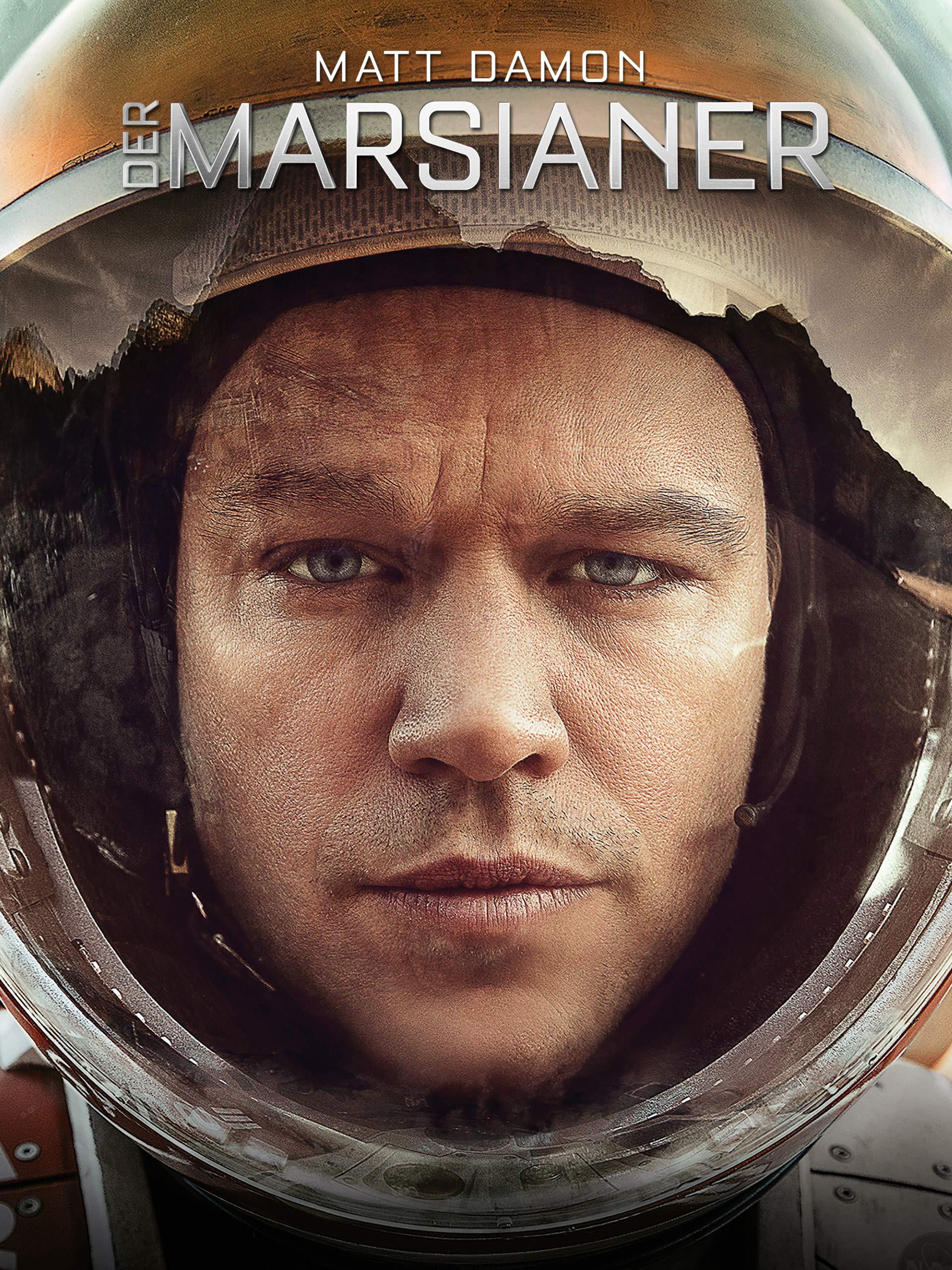 Amazon Prime Der Marsianer
