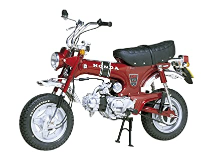 Tamiya 1 6 Honda Dax Export 70 Motorcycle Model Kit