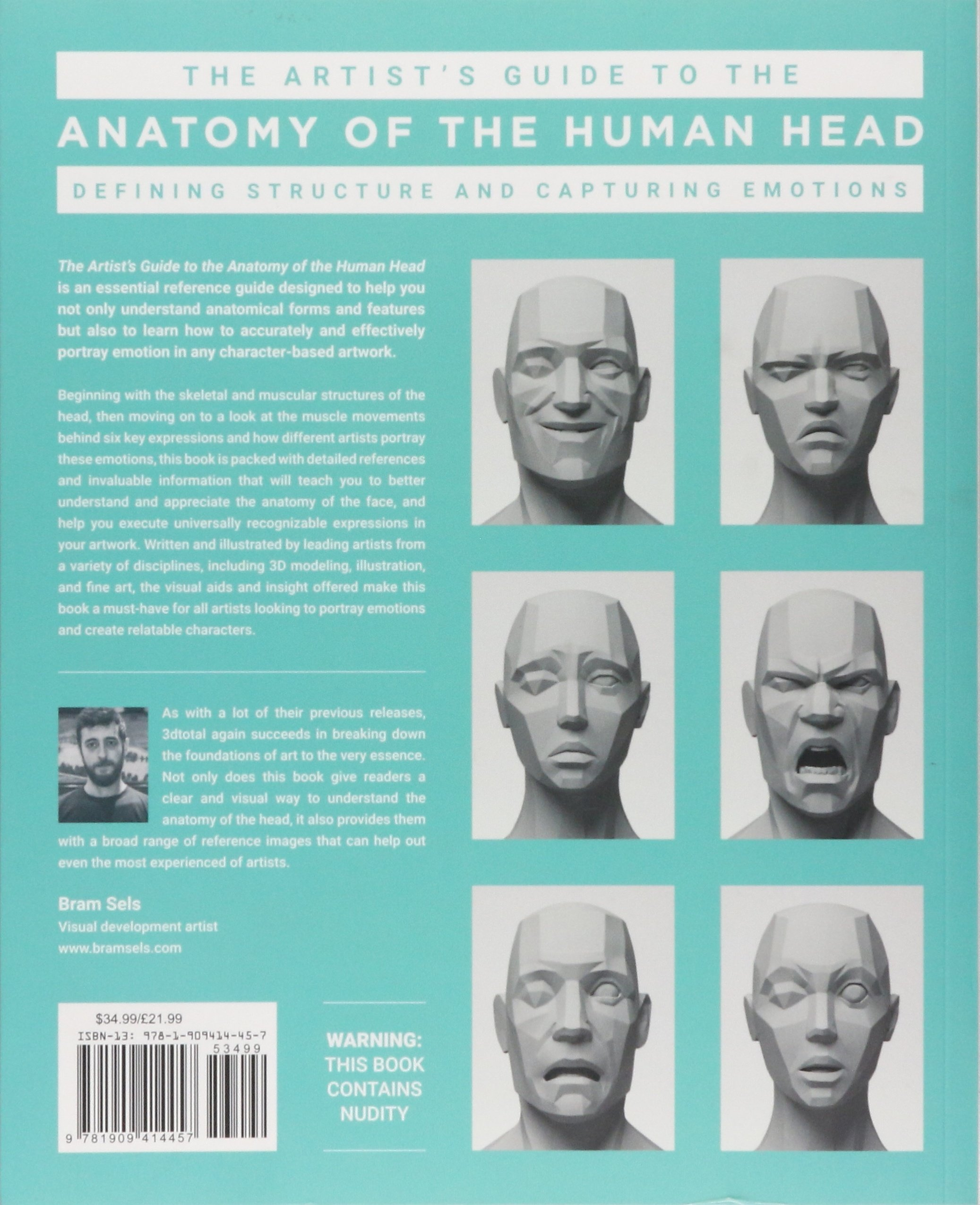The Artist's Guide to the Anatomy of the Human Head