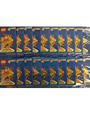LEGO Create The World Incredible Inventions 20x Packs of Trading Cards (80x Cards)