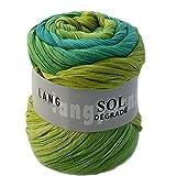 sol degrade wolle - sol degrade 144 - Wolle von Lang Yarns - sol degrade 783.0144 - bändchengarn für tolle farbverläufe - sol degrade lang yarns- sol degrade (Fb 144)