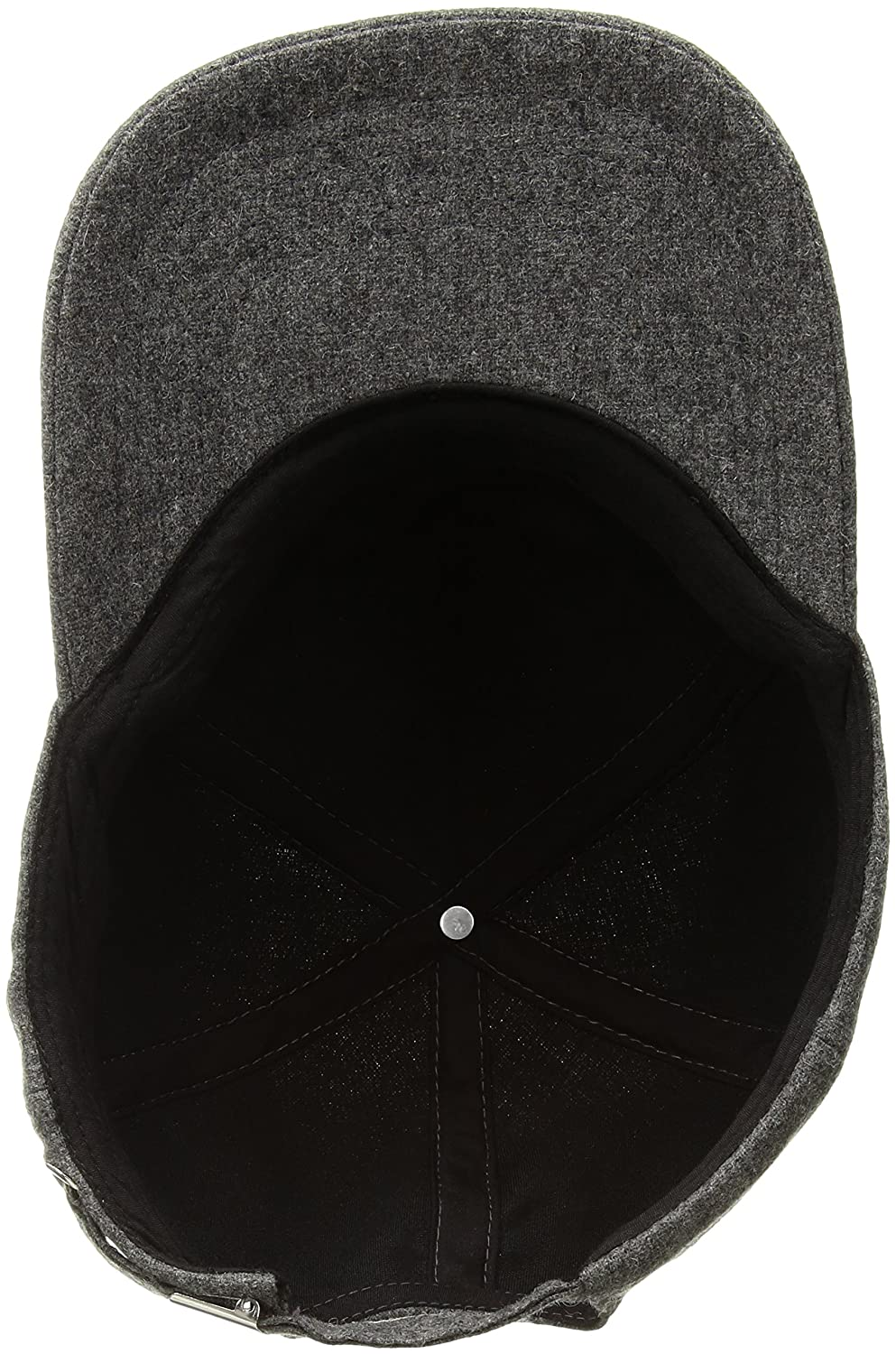 60a423df Tommy Hilfiger Men's Cold Weather Cap, Black Bean One Size at Amazon Men's  Clothing store: