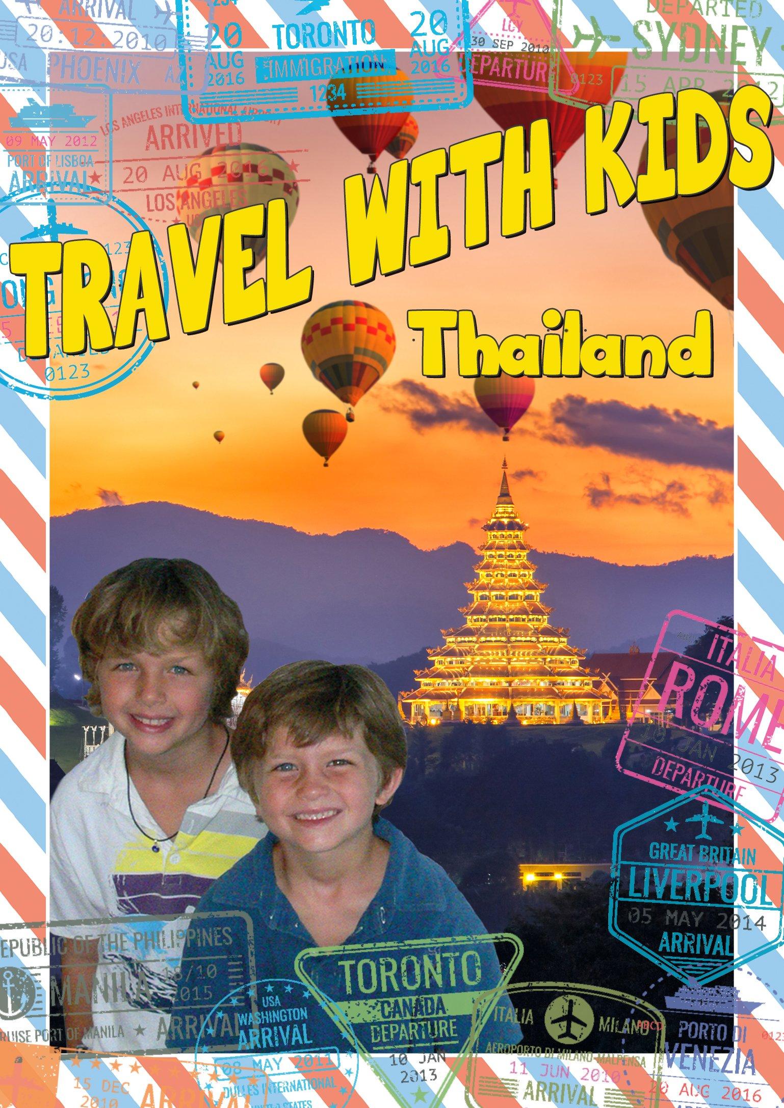 DVD : Travel With Kids: Thailand (DVD)