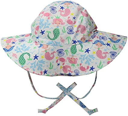 75ea2a3d78c Flap Happy Baby Floppy Sun Hat UPF 50+