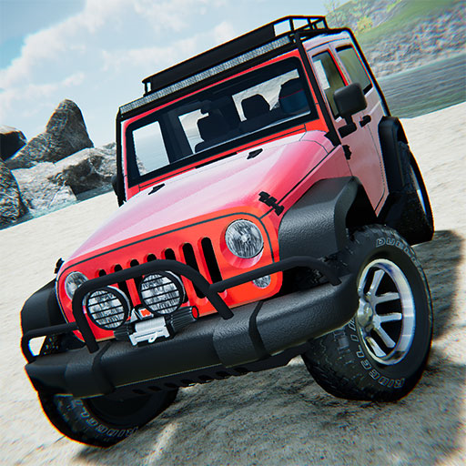 (Offroad Jeep Driving Simulator)