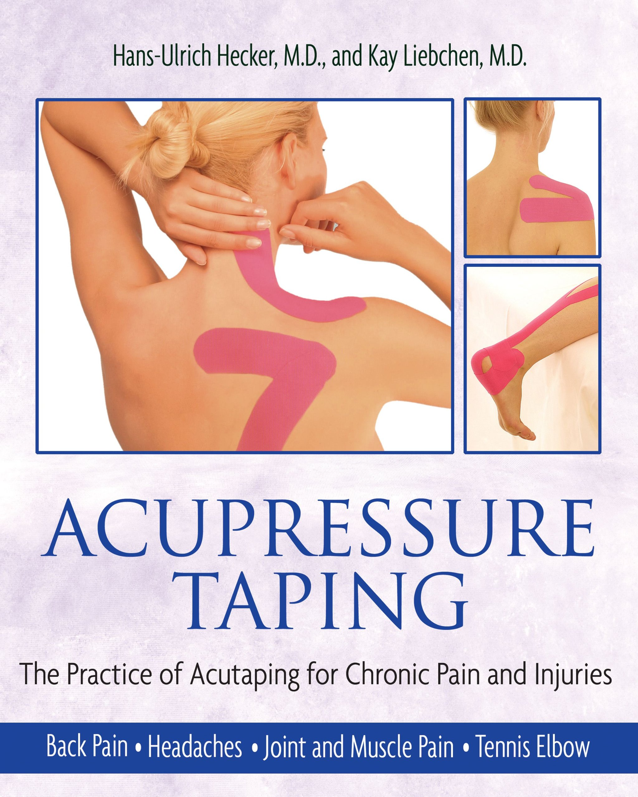 Acupressure Taping Practice Acutaping Injuries product image