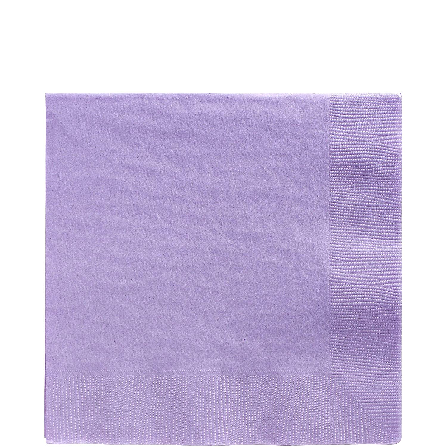 B004UPYMY6 Lavender Big Party Pack Luncheon Napkins | Pack of 125 | Party Supply 91pN1xuTA0L