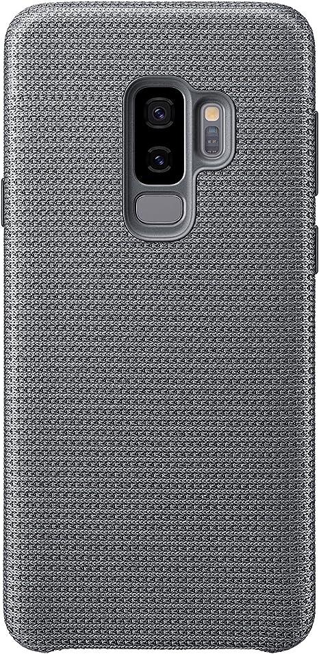 Samsung Hyperknit Cover Für Das Galaxy S9 Grau Elektronik