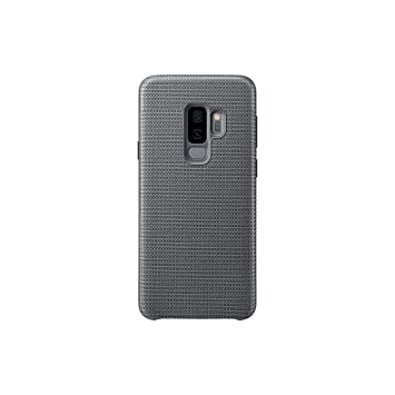 the latest 9556c 610a4 Samsung Hyperknit Qi Charging Compatible Cover Case for Galaxy S9 Plus -  Grey,EF-GG965FJEGWW