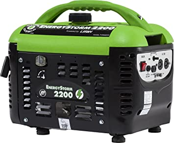 amazon com lifan energy storm es2200sc 1800 running watts 2200 lifan energy storm es2200sc 1800 running watts 2200 starting watts gas powered portable
