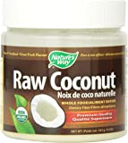 Nature's Way Raw Whole Coconut, 454 Gram
