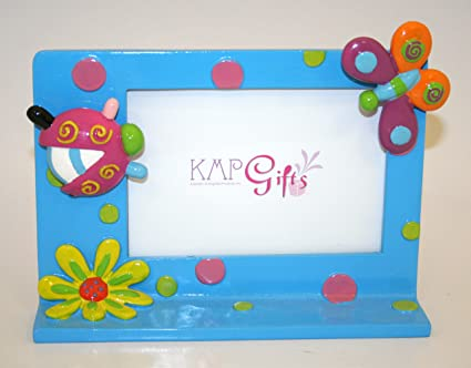 Buy KMP Gifts Butterfly & Ladybug Photo Frame Online at Low Prices ...