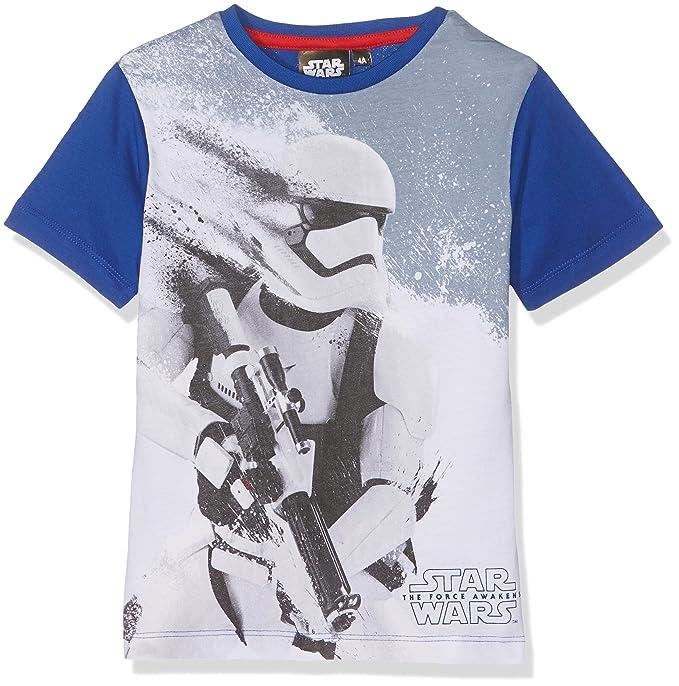 STAR WARS Camiseta Niños: Amazon.es: Ropa y accesorios