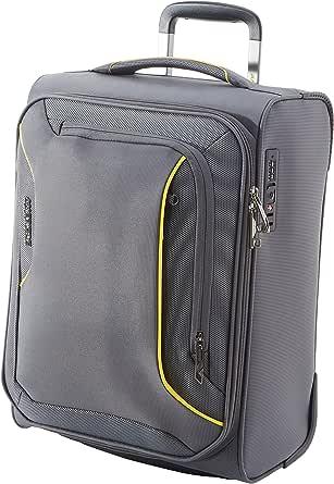 American Tourister 91971 Applite 3.0S Upright Travel Spinner, Lightning Grey, 50 Centimeters