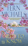 Need to Know (Sisterhood Book 28)