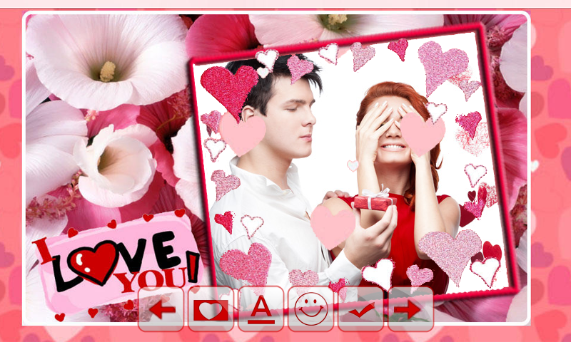 Amazon.com: Valentines Day Frame Collage: Appstore for Android