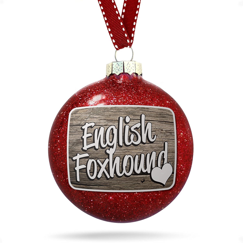 Amazon.com NEONBLOND Christmas Decoration English Foxhound