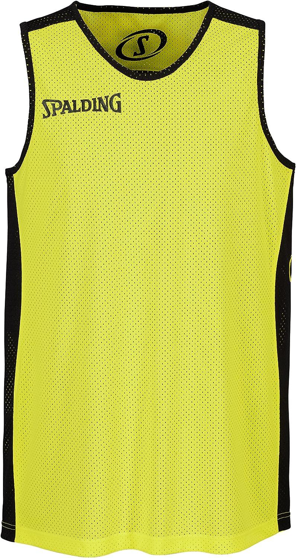 Spalding Essential Reversible Shirt - Camiseta: Amazon.es: Ropa y accesorios