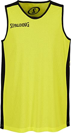 Spalding Essential Reversible Shirt - Camiseta: Amazon.es: Ropa y ...