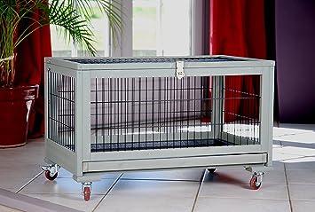 Inland Jaula para conejo (77 x 48 cm): Amazon.es: Productos para mascotas