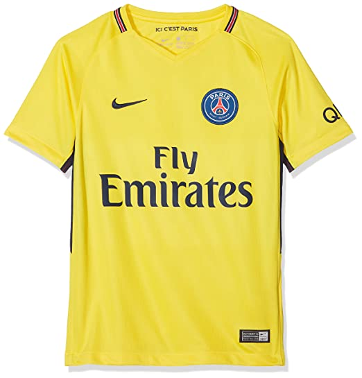 the best attitude 7eb26 02ed3 NIKE Youth Soccer Paris Saint Germain Away Jersey