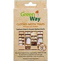 GreenWay Trampa para polillas de ropa