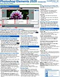 Adobe Photoshop Elements 2020 Introduction Quick Reference Training Tutorial Guide (Cheat Sheet of Instructions, Tips…