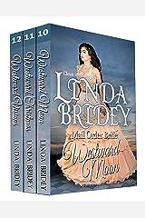 Montana Mail Order Bride Box Set (Westward Series) Books 10 - 12: Historical Cowboy Western Mail Order Bride Collection (Westward Box Sets Book 4) Kindle Edition