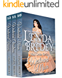 Montana Mail Order Bride Box Set (Westward Series) Books 10 - 12: Historical Cowboy Western Mail Order Bride Collection…