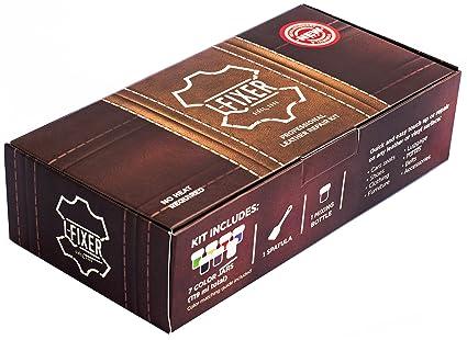 L fixer leather kit professionale riparazione pelle amazon