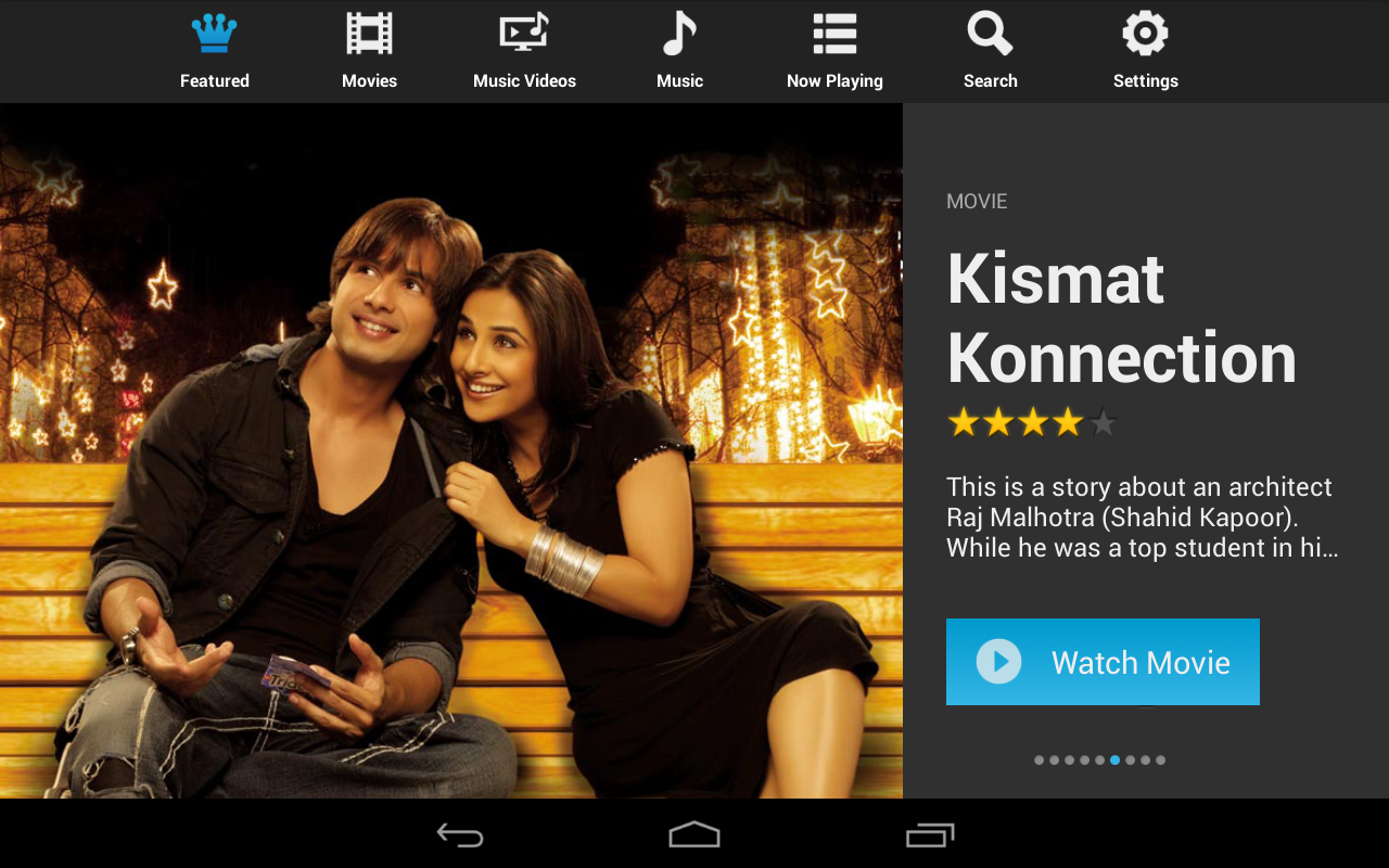 best app for watching free hindi movies