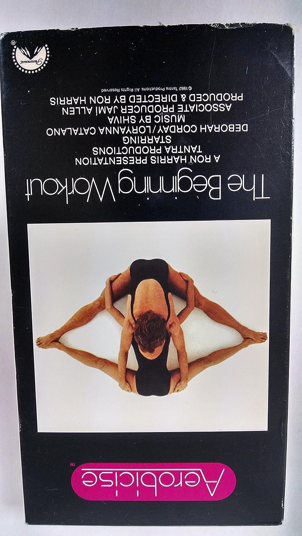 Aerobicise: Beginning Workout VHS
